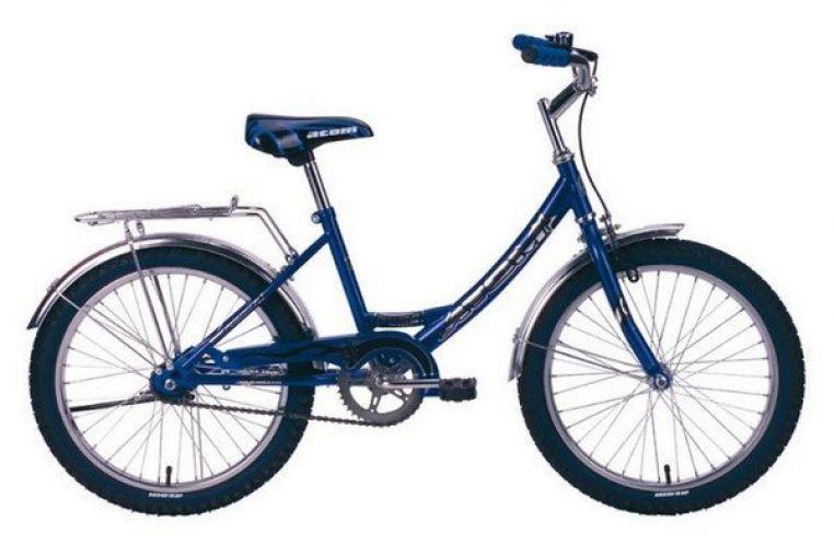 Велосипед ATOM Puma 20 (2006)