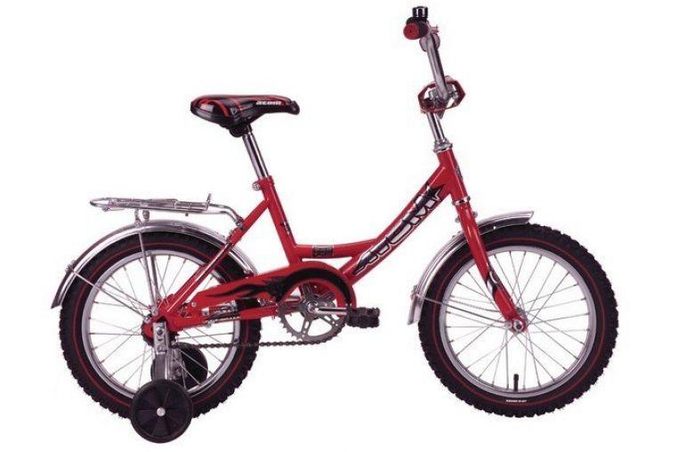 Велосипед Atom Fox 16 (2007)