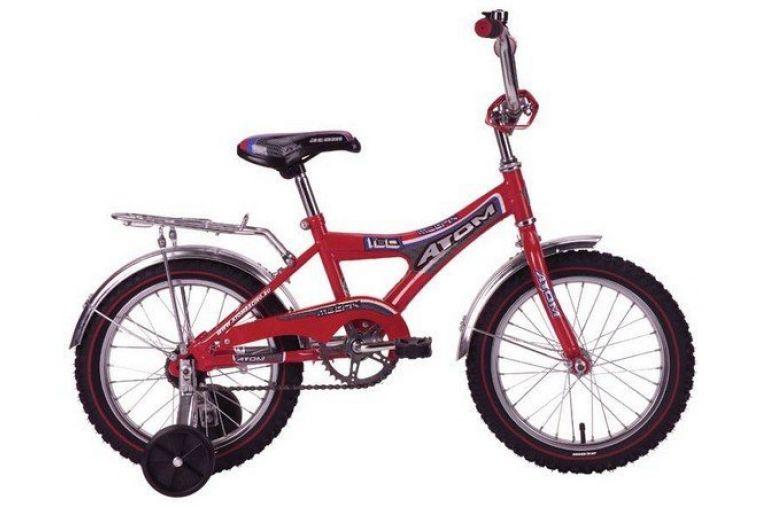 """Велосипед Atom 16"""" MATRIX 160 (2007)"""