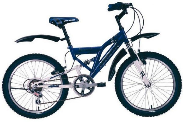 Велосипед Atom Kangaroo 20 Full susp (2006)