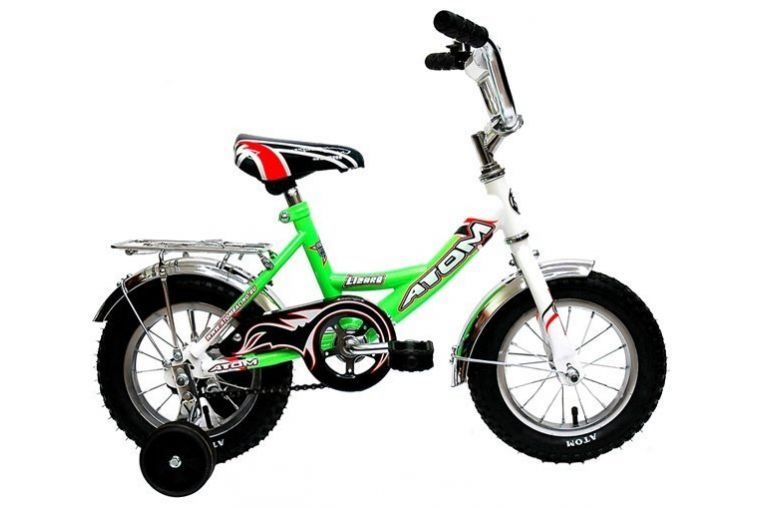 Велосипед Atom Lizard 12 (2009)