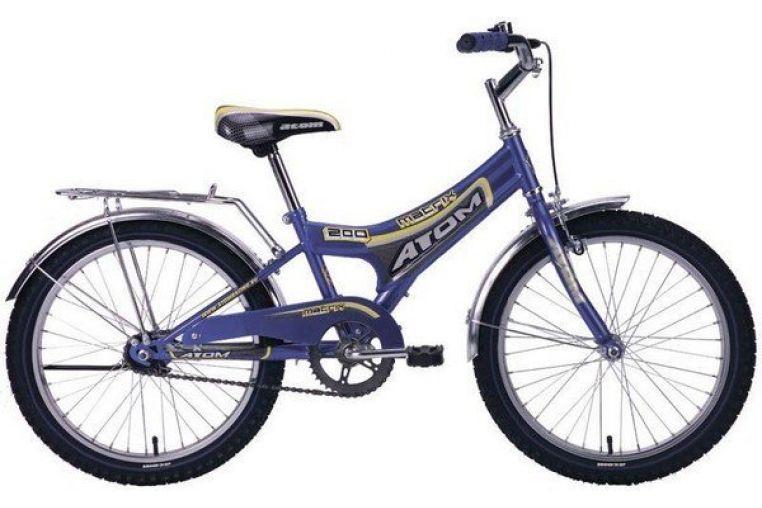 """Велосипед Atom 20"""" MATRIX 200 (2007)"""