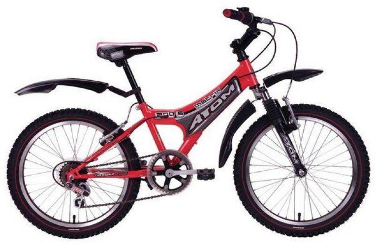 "Велосипед Atom 20"" MATRIX 200 S (2007)"