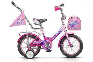 Велосипед Stels Dolphin 14 (2012)