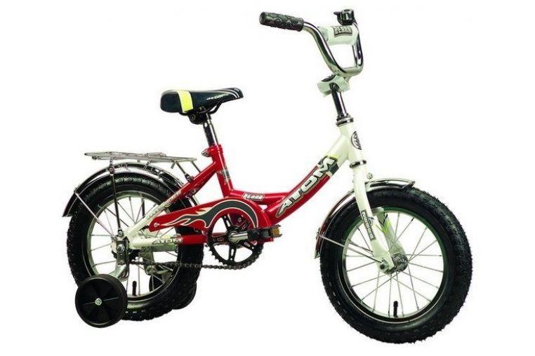 Велосипед Atom Zebra 14 New (2009)