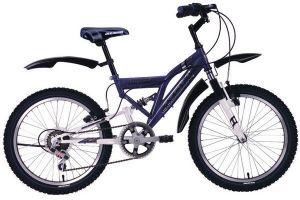 Велосипед Atom Kangaroo 20 Full susp (2007)