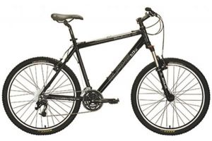Велосипед Alpin Bike 500S (2008)