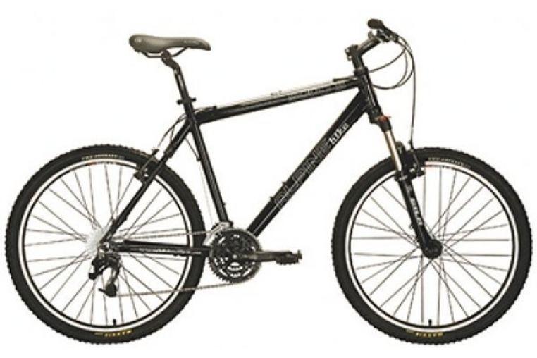 Велосипед Alpin Bike 500S (2008)