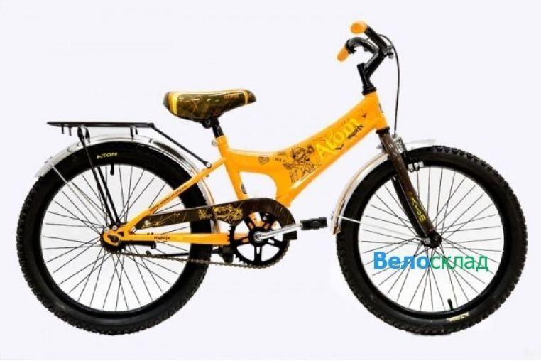 Велосипед Atom Matrix 200 New (2009)