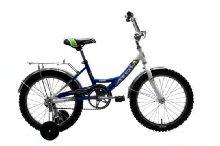Велосипед Atom Pony 18 New (2009)