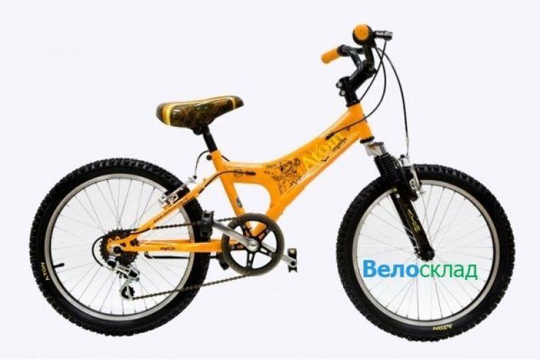Велосипед Atom Matrix 200 S New (2009)