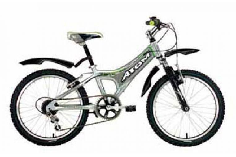 Велосипед Atom MATRIX 200 S Alu (2005)