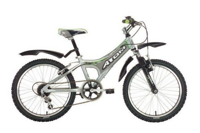 Велосипед Atom 20 MATRIX 200 S Alu (2006)