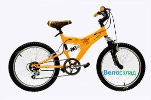 Велосипед Atom Matrix 200 DH New (2009)