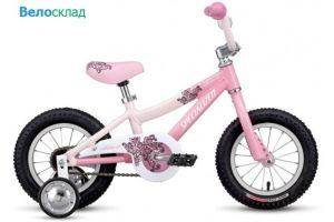 Велосипед Specialized Hotrock 12 Girls (2010)