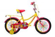 Детский велосипед  Forward Funky 16 (2018)