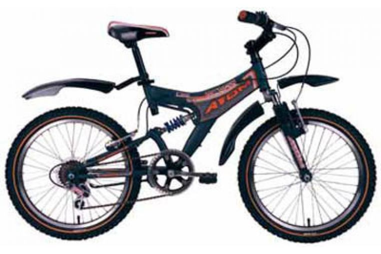 Велосипед Atom MATRIX 200 DH Alu (2005)
