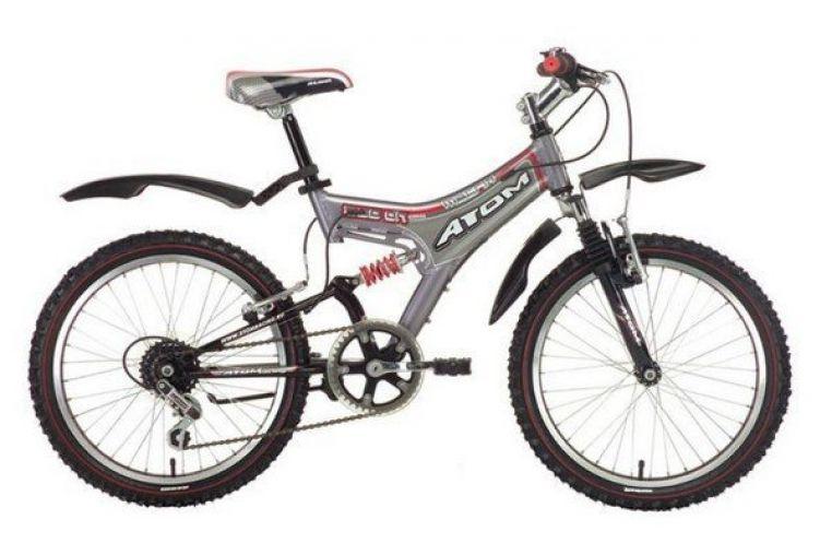 Велосипед Atom 20 MATRIX 200 DH Alu (2006)