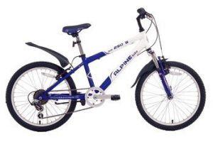 Велосипед Alpin Bike 250S (2008)