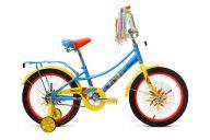 Детский велосипед  Forward Azure 18 (2018)