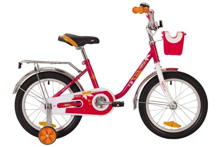 Велосипед Novatrack Maple 16 (2019)