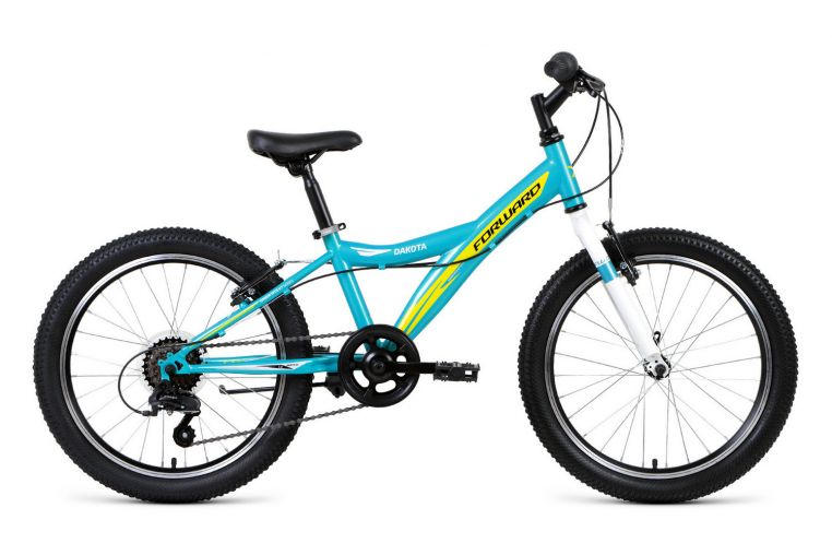 Велосипед Forward Dakota 1.0 20 (2019)