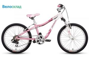 Велосипед Specialized Hotrock 20 Girls 6-Speed (2010)