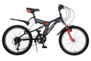 Велосипед Novatrack Titanium 20 (2016)