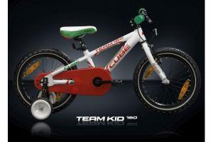Велосипед Cube Kid 160 Team (2009)