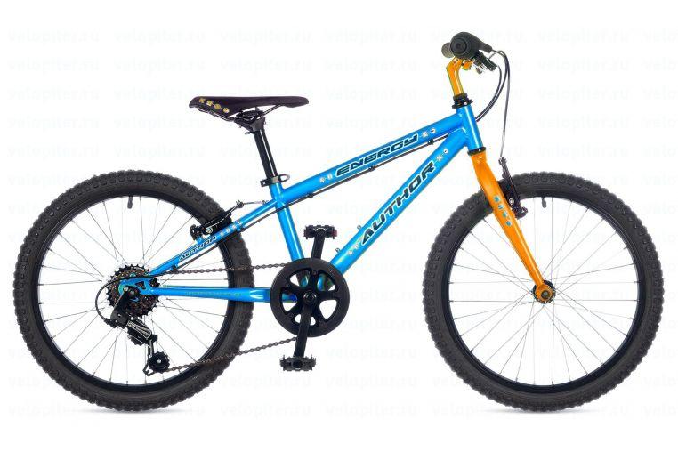 Велосипед Author Energy 20 (2018)