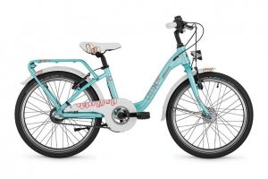 Велосипед Scool chiX 20 3sp (2014)