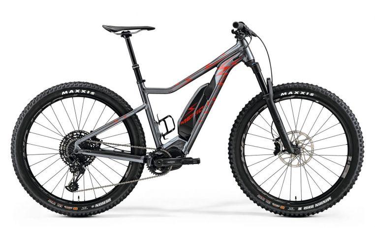 Велосипед Merida eBig.Trail Metalrida (2019)