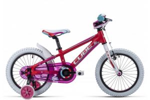 Велосипед Cube Kid 160 Girl (2015)