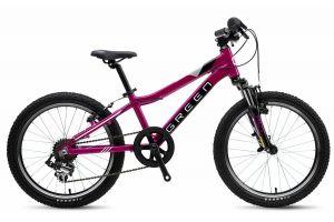 Велосипед Green Kids 20 Ladies (2019)