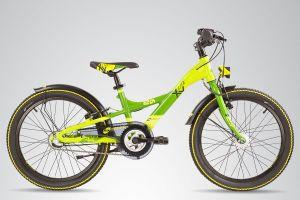 Велосипед Scool XXlite pro 20 3sp (2016)