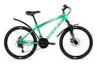 Подростковый велосипед  Forward Altair MTB HT 24 3.0 Disc (2018)