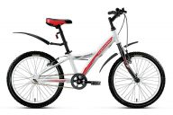 Подростковый велосипед  Forward Comanche 1.0 24 (2018)