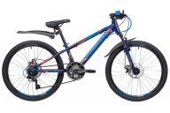 Подростковый велосипед  Novatrack Lumen 24 Disc (2019)