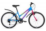 Подростковый велосипед   Forward Altair MTB HT 24 1.0 Lady (2018)