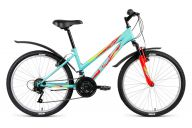 Подростковый велосипед   Forward Altair MTB HT 24 2.0 Lady (2018)