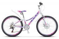 Подростковый велосипед   Stels Navigator 430 MD 24 V010 (2018)