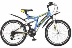 Велосипед Stinger Highlander 100V 24 (2017)