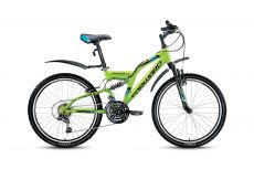 Велосипед Forward Cruncher 2.0 24 (2017)
