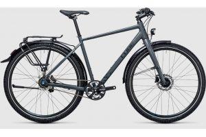 Велосипед Cube Travel Pro (2017)
