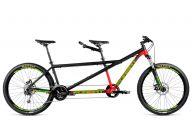 Дорожный велосипед-тандем  Format 5352 (2018)