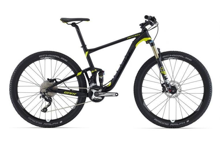 Велосипед Giant Anthem 27.5 2 (2016)