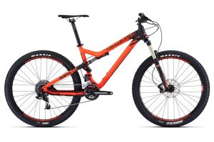 Велосипед Commencal Meta Trail Origin Plus (2015)