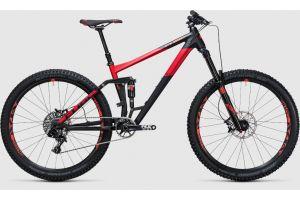Велосипед Cube Stereo 160 HPA Race 27.5 (2017)