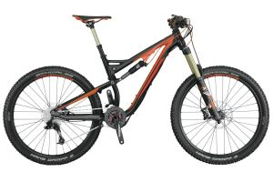 Велосипед Scott Genius LT 720 (2015)