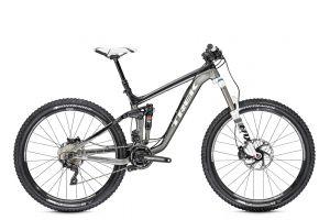 Велосипед Trek Slash 8 27.5 (2014)